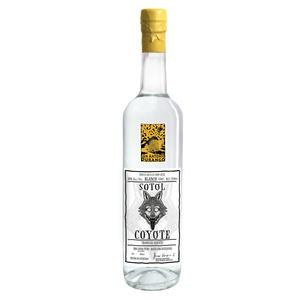 Casa Dasylirion Sotol Coyote Durango Blanco - De Wine Spot | Curated Whiskey, Small-Batch Wines and Sakes