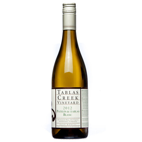 Tablas Creek Vineyard Patelin de Tablas Blanc - De Wine Spot | Curated Whiskey, Small-Batch Wines and Sakes