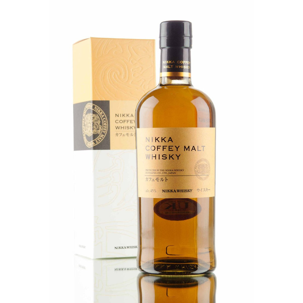 NIkka Coffey Malt Whisky | De Wine Spot - Curated Whiskey, Small-Batch Wines and Sakes