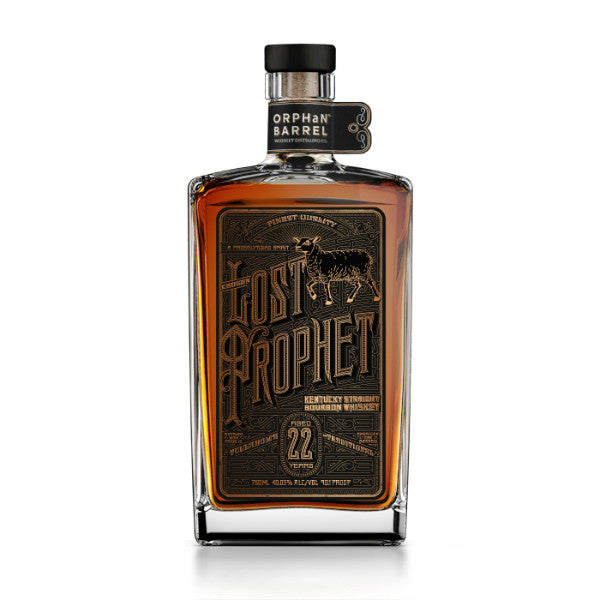 Orphan Barrel Lost Prophet 22 Years Kentucky Straight Bourbon Whiskey | De Wine Spot - Curated Whiskey, Small-Batch Wines and Sakes