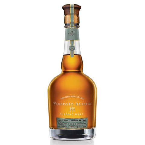 Woodford Reserve Master's Collection No. 09 Classic Malt - De Wine Spot | Curated Whiskey, Small-Batch Wines and Sakes
