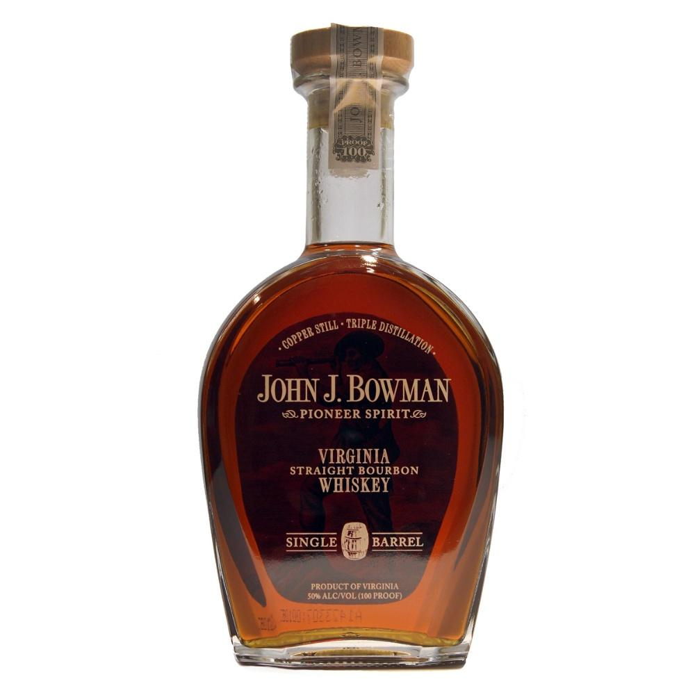 John J. Bowman Bourbon Single Barrel Bourbon - De Wine Spot | Curated Whiskey, Small-Batch Wines and Sakes