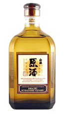 Satsuma Shuzo Shiranami Kuradashi Genshu | De Wine Spot - Curated Whiskey, Small-Batch Wines and Sakes