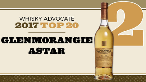 Glenmorangie Astar 2017 Scotch Single Malt Whisky | De Wine Spot - Curated Whiskey, Small-Batch Wines and Sakes