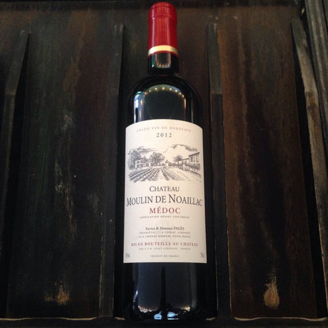 Chateau Moulin de Noaillac Medoc - De Wine Spot | Curated Whiskey, Small-Batch Wines and Sakes