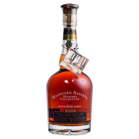 Woodford Reserve Master's Collection No. 05 Maple Wood Finish Kentucky Straight Bourbon Whiskey | De Wine Spot - Curated Whiskey, Small-Batch Wines and Sakes