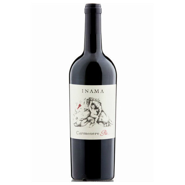 Inama Carmenere Colli Berici Piu | De Wine Spot - Curated Whiskey, Small-Batch Wines and Sakes