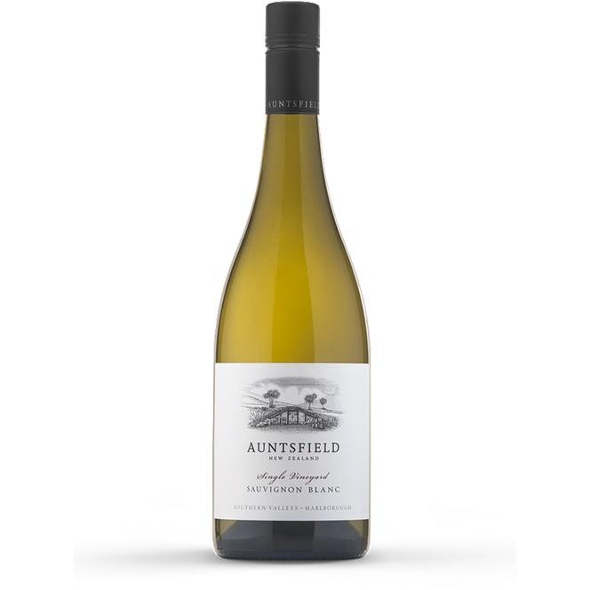 Auntsfield Single Vineyard Sauvignon Blanc - De Wine Spot | Curated Whiskey, Small-Batch Wines and Sakes