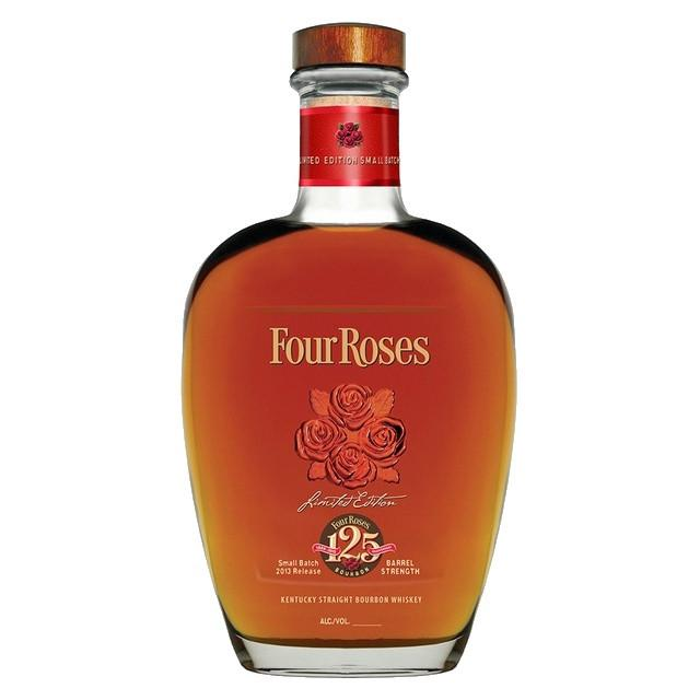 Four Roses 125th Anniversary Bourbon | De Wine Spot - Curated Whiskey, Small-Batch Wines and Sakes