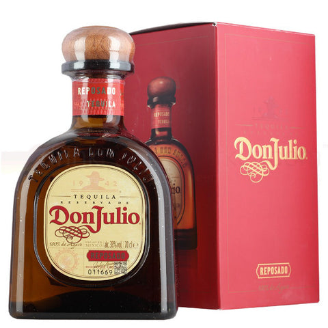Don Julio Reposado Tequila | De Wine Spot - Curated Whiskey, Small-Batch Wines and Sakes