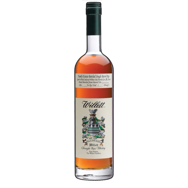 Willett 6 Year Old Kentucky Straight Rye Whiskey | De Wine Spot - Curated Whiskey, Small-Batch Wines and Sakes