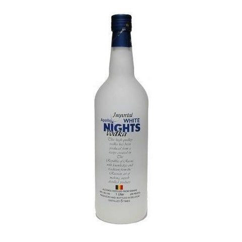 White Nights Vodka | De Wine Spot - Curated Whiskey, Small-Batch Wines and Sakes
