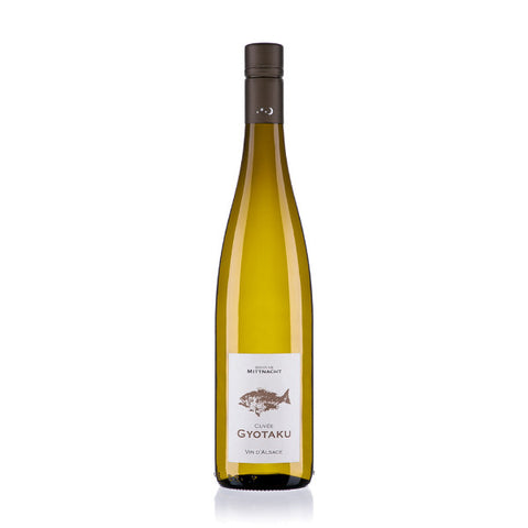 Domaine Mittnacht Freres Cuvee Gyotaku Alsace - De Wine Spot | Curated Whiskey, Small-Batch Wines and Sakes