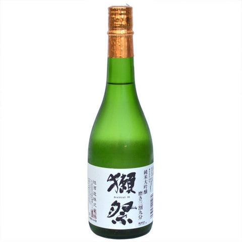 Asahi Shuzo Dassai 39 Junmai Daiginjo Sake - De Wine Spot | Curated Whiskey, Small-Batch Wines and Sakes