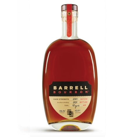 Barrell Bourbon Batch #021