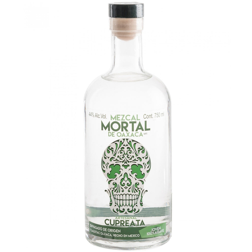 Mezcal Mortal De Oaxaca Cupreata | De Wine Spot - Curated Whiskey, Small-Batch Wines and Sakes