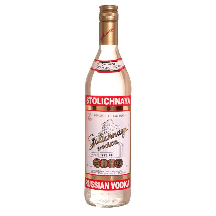 Stolichnaya Vodka - De Wine Spot | Curated Whiskey, Small-Batch Wines and Sakes