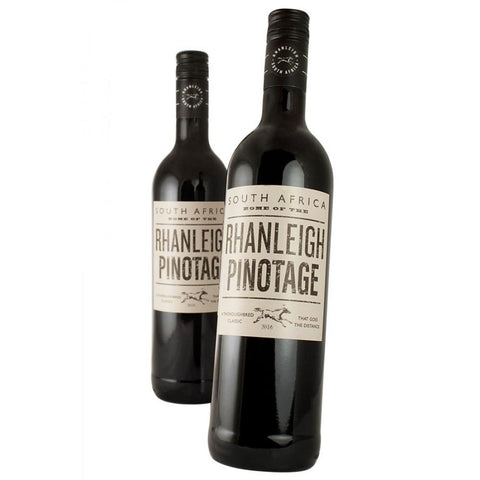 Arabella Wines Rhanleigh Pinotage - De Wine Spot | Curated Whiskey, Small-Batch Wines and Sakes
