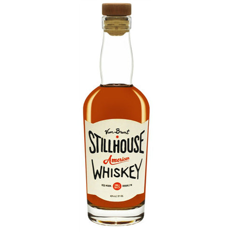 Van Brunt Stillhouse American Whiskey - De Wine Spot | Curated Whiskey, Small-Batch Wines and Sakes