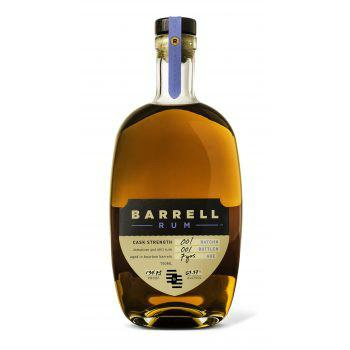 Barrell Rum Cask Strength Batch #1 - De Wine Spot | Curated Whiskey, Small-Batch Wines and Sakes