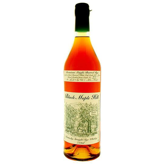 Black Maple Hill Single Barrel 18 Year Rye Whiskey - De Wine Spot | Curated Whiskey, Small-Batch Wines and Sakes