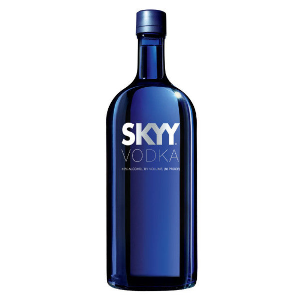 SKYY Vodka - De Wine Spot | Curated Whiskey, Small-Batch Wines and Sakes