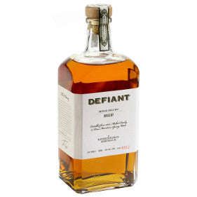 Defiant American Single Malt Whisky - De Wine Spot | Curated Whiskey, Small-Batch Wines and Sakes