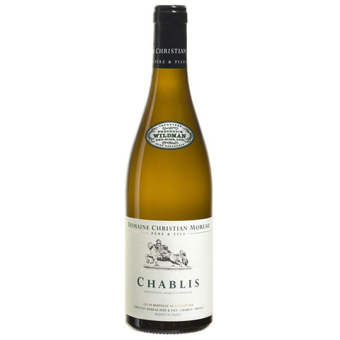 Domaine Christian Moreau Chablis - De Wine Spot | Curated Whiskey, Small-Batch Wines and Sakes