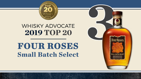 "Four Roses Small Batch ""Select"" Kentucky Straight Bourbon Whiskey - De Wine Spot 