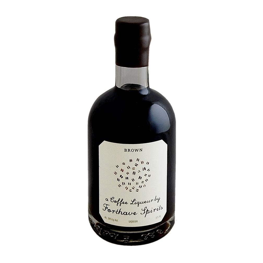 Forthave Spirits Brown Coffee Liqueur - De Wine Spot | Curated Whiskey, Small-Batch Wines and Sakes