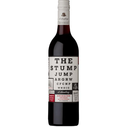 "D'Arenberg ""The Stump Jump"" Red Blend McLaren Vale"