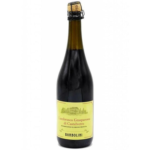 "Barbolini ""Lancillotto"" Lambrusco Grasparossa di Castelvetro - De Wine Spot 