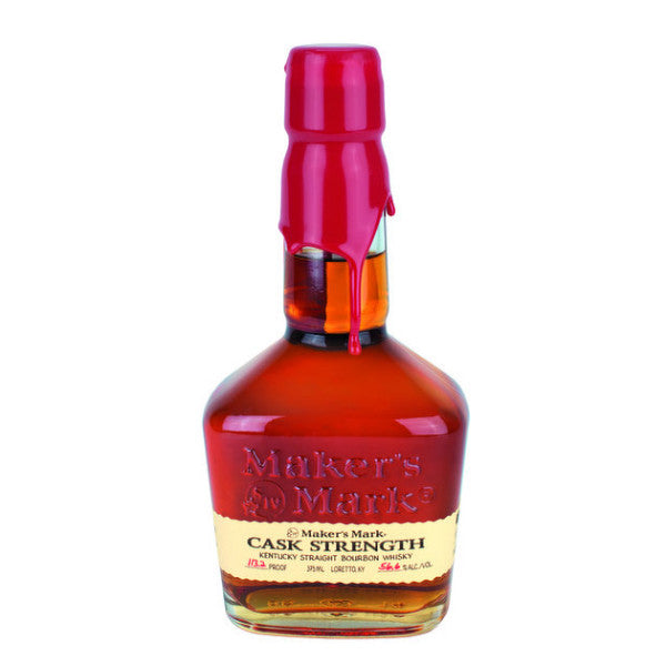 Maker's Mark Bourbon Cask Strength | De Wine Spot - Curated Whiskey, Small-Batch Wines and Sakes