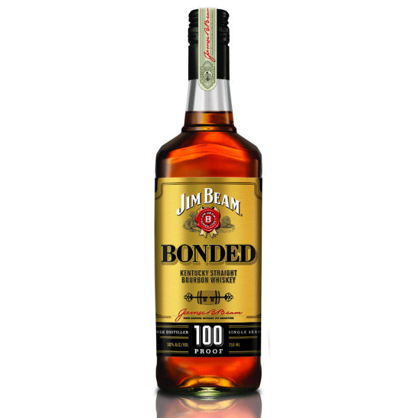 Jim Beam Bonded Kentucky Straight Bourbon Whiskey - De Wine Spot | Curated Whiskey, Small-Batch Wines and Sakes