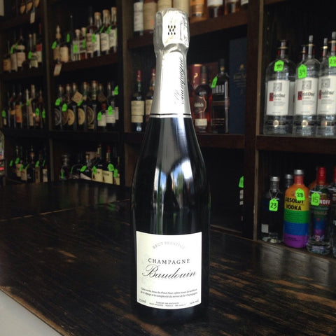 Jean-Pierre Baudouin Champagne Brut Cuvee Prestige - De Wine Spot | Curated Whiskey, Small-Batch Wines and Sakes