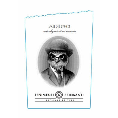 Tenimenti Spinsanti Adino Rosso Conero Doc - De Wine Spot | Curated Whiskey, Small-Batch Wines and Sakes