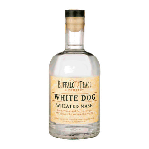 Buffalo Trace White Dog Wheated Mash Whiskey - De Wine Spot | Curated Whiskey, Small-Batch Wines and Sakes