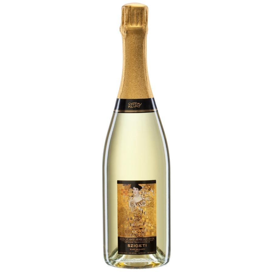 "Szigeti ""Gustav Klimt"" Blanc de Blancs Brut - De Wine Spot 