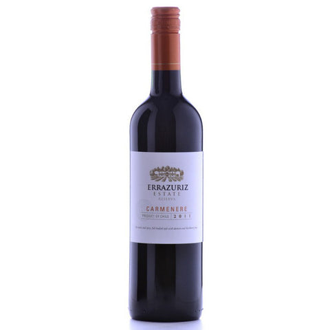Errazuriz Estate Reserva Carmenere - De Wine Spot | Curated Whiskey, Small-Batch Wines and Sakes