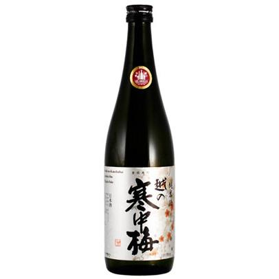 "Koshi No Kanchubai ""Kame No O"" Junmai Ginjo Sake 