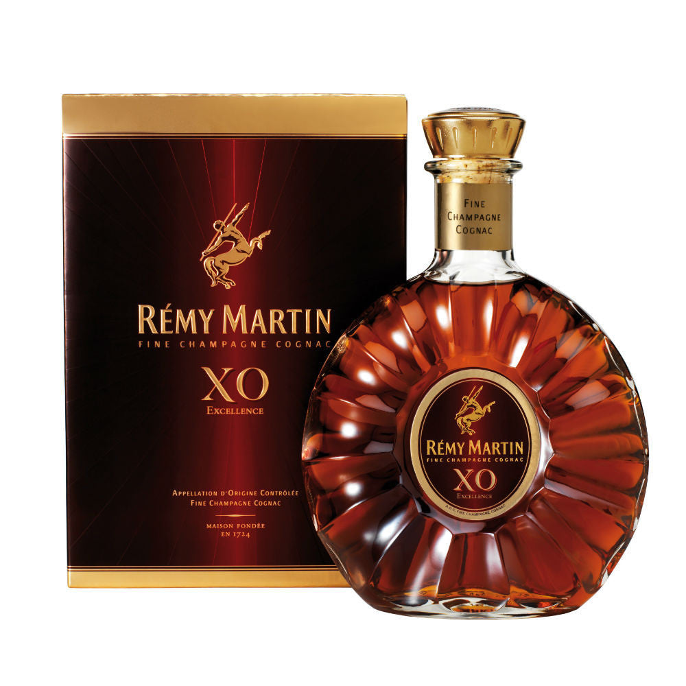 Remy Martin XO Cognac Excellence | De Wine Spot - Curated Whiskey, Small-Batch Wines and Sakes