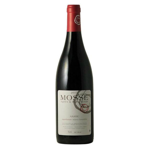Domaine Agnes et Rene Mosse Anjou Rouge | De Wine Spot - Curated Whiskey, Small-Batch Wines and Sakes