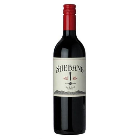 The Whole Shebang Red Tenth Cuvee California | De Wine Spot - Curated Whiskey, Small-Batch Wines and Sakes