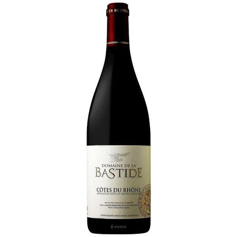 Domaine de la Bastide Vincent & Stephanie Boyer Cotes du Rhone Rouge