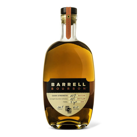 Barrell Bourbon Batch #007B - De Wine Spot | Curated Whiskey, Small-Batch Wines and Sakes