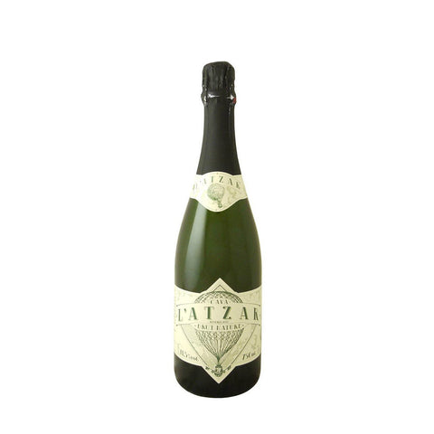 Mas La Mola L'Atzar Cava Brut Nature | De Wine Spot - Curated Whiskey, Small-Batch Wines and Sakes