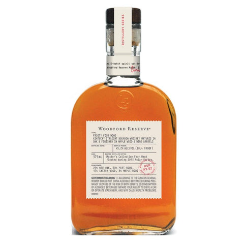 Woodford Reserve Frosty Four Wood Bourbon - De Wine Spot | Curated Whiskey, Small-Batch Wines and Sakes