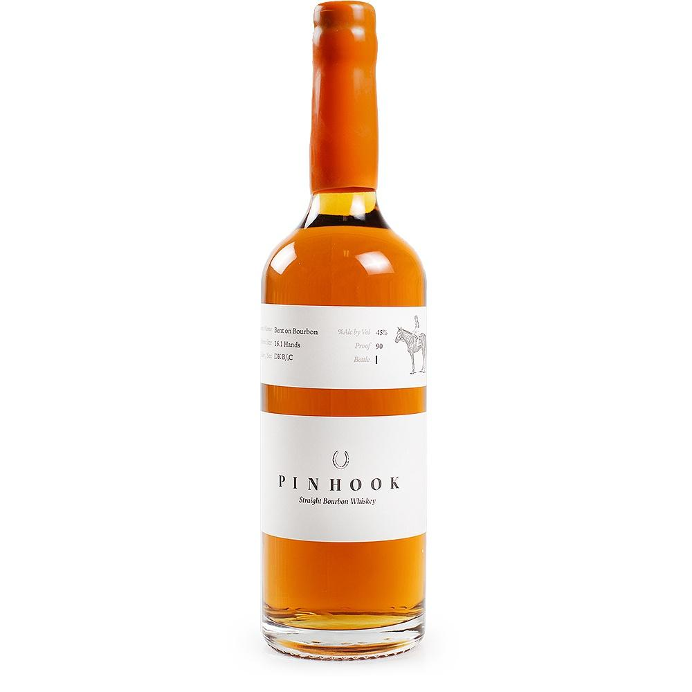"Pinhook Straight Bourbon Whiskey No. 4 ""Bent On Bourbon"" - De Wine Spot 
