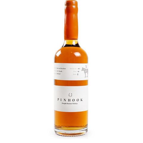 "Pinhook Straight Bourbon Whiskey No. 4 ""Bent On Bourbon"" 