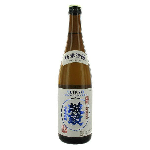 Seikyo Omachi Junmai Ginjo Sake | De Wine Spot - Curated Whiskey, Small-Batch Wines and Sakes